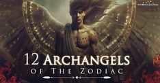 Archangels Each of the 12 zodiac signs is linked with 12 constellations and the Angels of the zodiac oversee all the people born Archangel Sandalphon, Archangel Zadkiel, Metatron Archangel, Archangel Prayers, Archangel Michael, Types Of Angels, Friend Of God, Foto Portrait, Religious Text