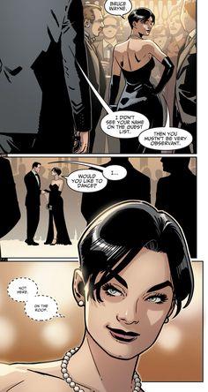 Dc Comics, Batman Comics, Comics Girls, Catwoman Y Batman, Catwoman Cosplay, Rockabilly Artwork, Catwoman Selina Kyle, Comic Art, Comic Books