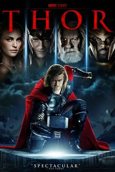 Thor--I loved all the parts with Kat Dennings, and basically fell asleep in all the Asgard parts.