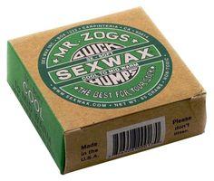 Mr. Zog's Sex Wax Cool Coconut