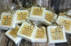 Working Man soap-gift,favor,handmade 3 oz Pick your scent by NCPrintables on Etsy