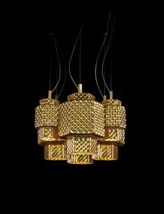 golden age lighting chandeliers. luxury details #gold #mask #sylcom #design #light #lighting #glass #venice # goldenage | the golden age pinterest lights lighting chandeliers