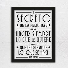 1000 images about cuadros frases on pinterest frases mr wonderful and hay - Cuadros de frases ...