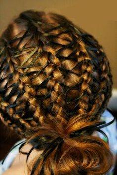 peinados y recogidos impresionantes7