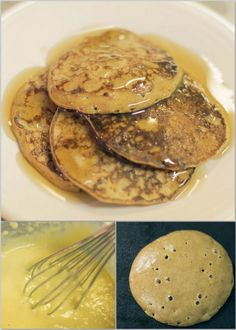 Paleo Coconut Flour Banana Pancakes | fastPaleo Primal and Paleo Diet Recipes