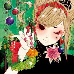 Cute Illustrations by Kazuko Taniguchi