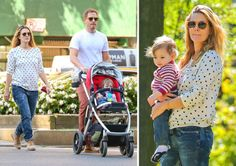 Drew Barrymore, handsome hubby + daughter Olive head to the park in the Denny VISTA! Double Stroller Reviews, Best Double Stroller, Double Strollers, Baby Strollers, Travel System, Celebrity Babies, Baby Accessories, Little Ones, Car Seats