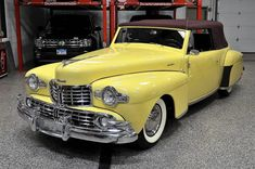 1948 LINCOLN Continental.