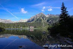 Popradské Pleso, Slovakia Homeland, Mountains, Nature, Travel, Beautiful, Naturaleza, Viajes, Destinations, Traveling