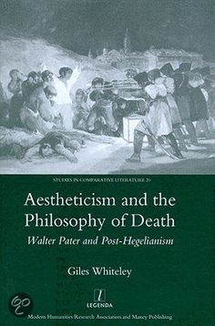 Aestheticism and the Philosophy of Death - 1220 punten