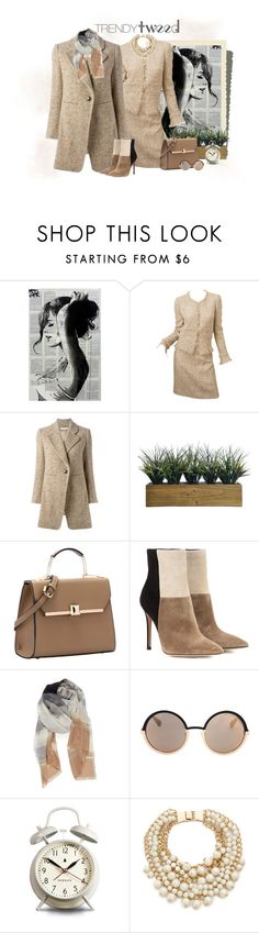 """171"" by treysi-whitney ❤ liked on Polyvore featuring Chanel, Chloé, Laura Ashley, Gianvito Rossi, Nordstrom, Marc by Marc Jacobs, Newgate, Kate Spade, women's clothing and women"