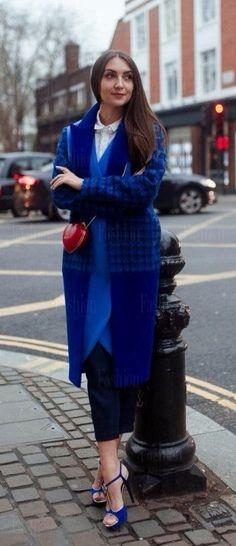 Стильные образы модного блогера Galina Thomas 0