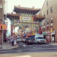 Chinatown - Philadelphia