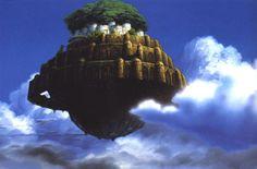 Laputa, Castle in the Sky