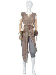Star Wars Rey Halloween Cosplay Costume