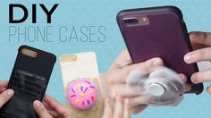 DIY Phone Cases For Every Personality - YouTube