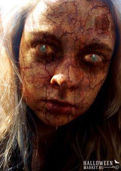 #happyhalloween #zombie #halloween #halloweenmarket Костюм и грим зомби на хэллоуин