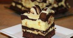 Zobacz sprawdzony przepis z bloga elwirski.blogspot.com! Sweets Cake, Recipe Boards, Polish Recipes, Group Meals, Tiramisu, Food And Drink, Chocolate, Cooking, Menu