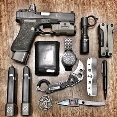 Great example of EDC. Take notes.
