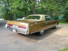 NOT MINE - Not Mine: 1975 Chrysler New Yorker, Chisago City, MN $6000 | For C Bodies Only Classic Mopar Forum Chrysler New Yorker, Plymouth, Mopar, Color Combos, Bodies, Automobile, Trucks, Cars, Classic