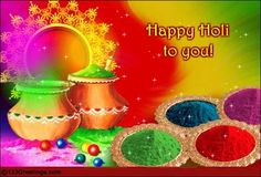 Happy #Holi To You And Your Family. #colors Happy Holi Message, Happy Holi Wishes, Holi Wishes Images, Happy Holi Images, Holi Messages In English, New Holi, Holi Festival Of Colours, Good Morning Images Flowers, Water Balloons