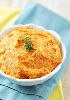 Mashed Sweet Potatoes! Kids will LOVE it!
