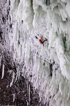 Helmcken Falls, British Columbia, Canada. #ExploreCanada