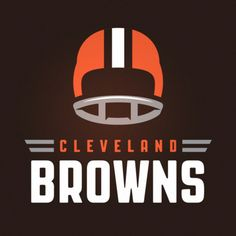 Cleveland Browns Primary Mark Studies on Behance Cleveland Browns Football, Cleveland Ohio, Cleveland Indians, Cleveland Rocks, Cle Browns, My Ohio, Browns Fans, Sport Craft, Football Conference