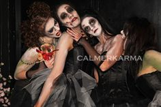 London & UK Parties and Event Hire Halloween Fright Night, Creepy Halloween, Halloween Face Makeup, Uk Parties, Halloween Entertaining, Zombie Dolls, Halloween Party Themes, Dance Routines, Heaven And Hell