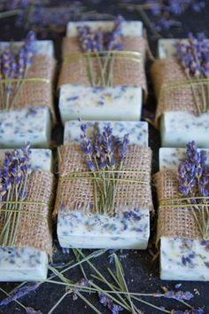 lavanda-miel-fabricación de jabón-DIY