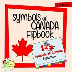 This project is a perfect capstone to your symbols of Canada unit. Canadian Symbols, Canadian History, Geography Bulletin Board, Geography Of Canada, Sentence Writing, Writing Sentences, Canadian Social Studies, Different Symbols, Physical Geography