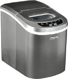Ice Machine Maker Portable Cube Countertop Compact Icemaker Cubes Home Bar Party