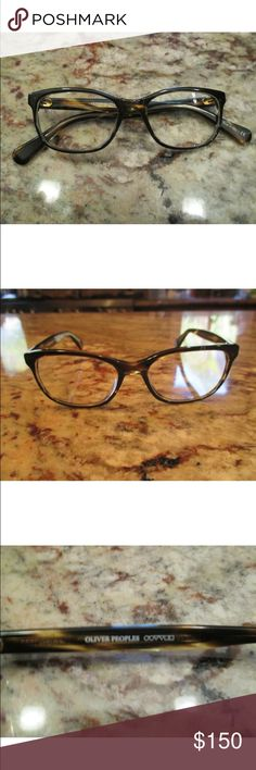 Oliver People's Follies in Cocobolo Oliver People's Follies in Cocobolo Oliver Peoples Accessories Glasses