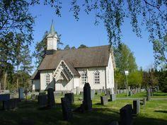 Jokioisten kirkko. Kuva: MV/RHO Johanna Forsius 2006