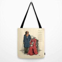 NEW BAG! AVAILABLE ON: http://society6.com/gaeimago #bag #summer #gaeimago #shopper #couple #illustration #brandnew #art #diver #vintagediver #retro #retrodiver #sea #retrographic #instalike #borsa #fashionbag #illustration #art #graphicart #graphicdesign #retro #retrodesign #retrographic #design #italy #italydesign #gaeimago #inking