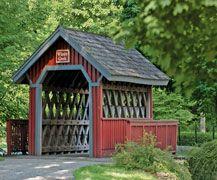 Kentucky Distillers Association Covered Bridges, History Museum, Makers Mark, Bourbon, Kentucky, Spirit, Cabin, House Styles, Home