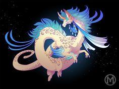 Dragon-A-Day JAN29 - Venus by Mythka
