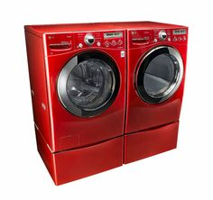 LG Steam Washer and Steam Dryer buy the Pair DLEX3250R , WM3250HRA