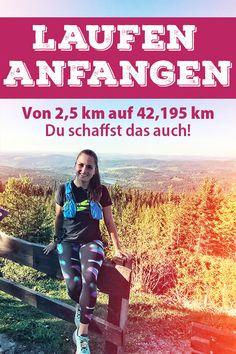 Ich erzähle dir in meiner ganz persönlichen Geschichte, wie ich meine Leidenschaft zum Laufen wiederentdeckt habe.  Nach Jahren der Sportabstinenz habe ich es geschafft innerhalb weniger Jahre einen Grundlagenausdauer aufzubauen. Angefangen mit 2,5 km, bin ich mittlerweile meinen 10. Marathon und einen Ultra gelaufen. Und du packst das auch! Jeder kann laufen!  #laufenanfangen #joggen #laufen #laufmotivation #laufeinsteiger #laufanfänger #laufenbeginnen