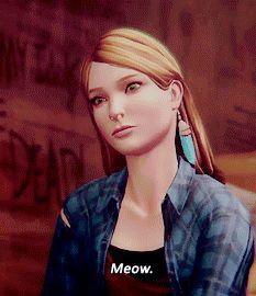 """""""I'm a Leo. Meow""""."""