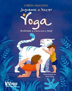 Love this Play Yoga on Yoga Online, Yoga Kunst, Diy Niños Manualidades, Baby Yoga, Mindfulness For Kids, Preschool Education, Yoga Moves, Teacher Tools, Yoga For Kids