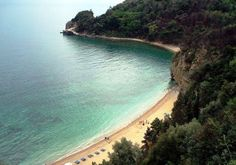 Because of its fine sand, clear sea and hidden location, Mogren is one of the most attractive beaches in Montenegro. It is comprised of two beaches connected by a tunnel in the rock.