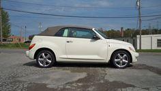 2006 Chrysler PT Cruiser Convertible - $7,950  Mill Creek Auto Sales  1.866.414.5509