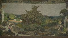 Édouard Vuillard  - First Fruits 1899 Oil on canvas NSM NSM