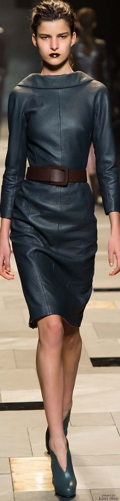 Executive suite / Boss Lady / karen cox. Trussardi Fall 2015 RTW