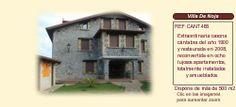 CANT485 Villa de Noja. Cantabria  Apartamentos rurales en venta http://www.lancoisdoval.es/casas-rurales-en-venta.html
