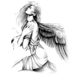 wzor-tatuazu-......-aniol-1[3].jpg (500×500)