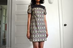 Stylish Dress Book 3 : Dress 'W' by the workroom, via Flickr