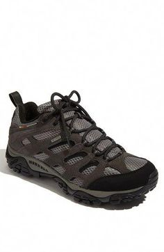 7780dbbf75 Merrell  Moab  Waterproof Hiking Shoe (Men) available at  Nordstrom   hikingshoes