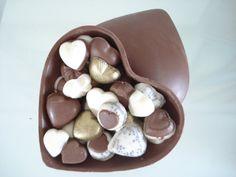 Coração de Chocolate.